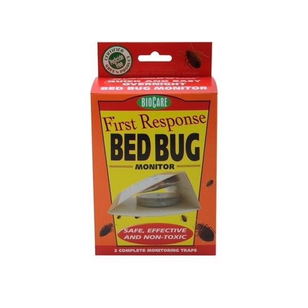 First-Response-Bettwanzen-Monitor